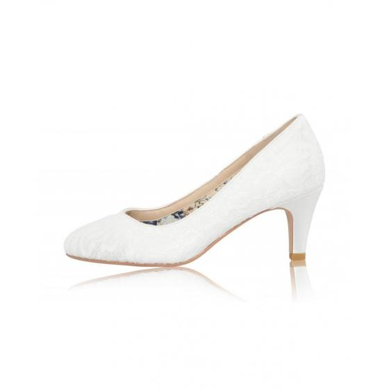 Brautschuhe (Perfect Bridal) Erica Lace