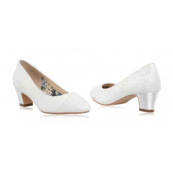 Brautschuhe (Perfect Bridal) Melanie Lace