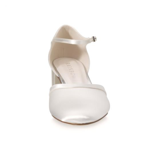 Rainbow Club Brautschuhe Stacy ivory 7,5 = 41 1/3