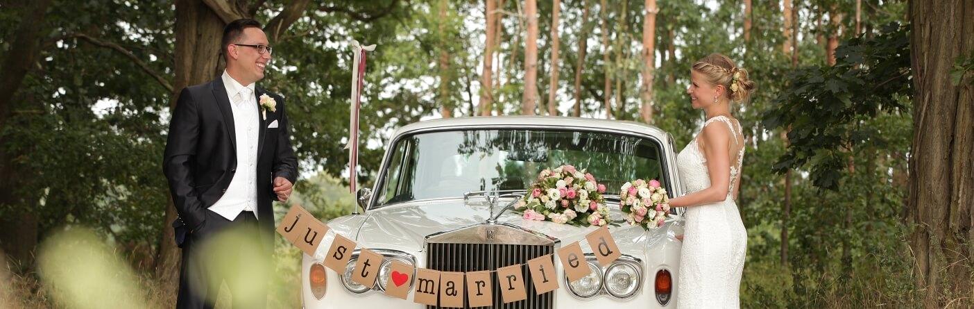 Brautschuhe an der Hochzeit